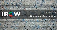 Document Destruction Services in Abbotsford, WI