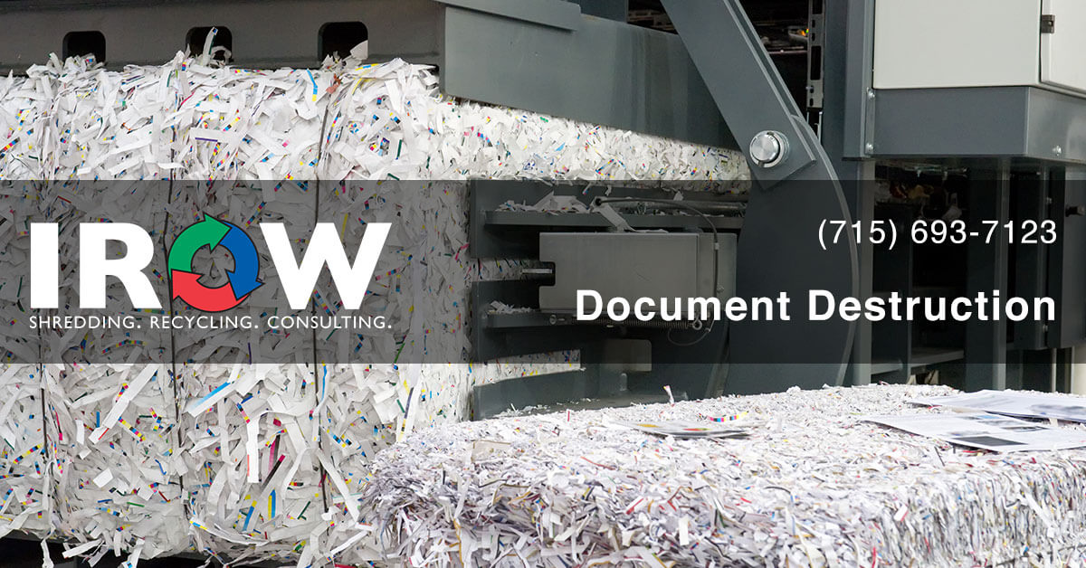 Document Shredding Services in Weston, WI