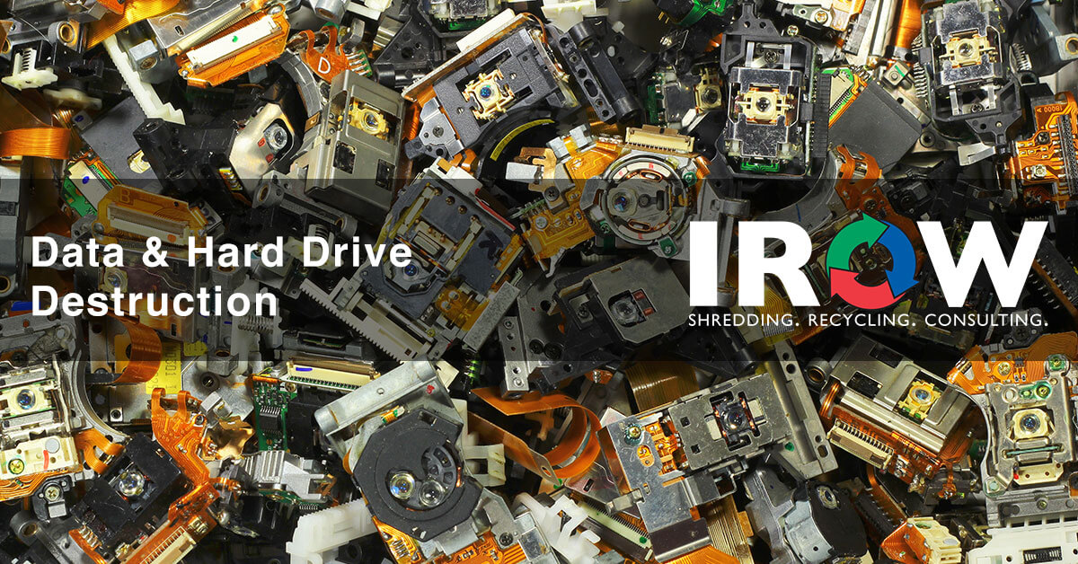 Hard Drive Destruction And Disposal Services in Mosinee, WI
