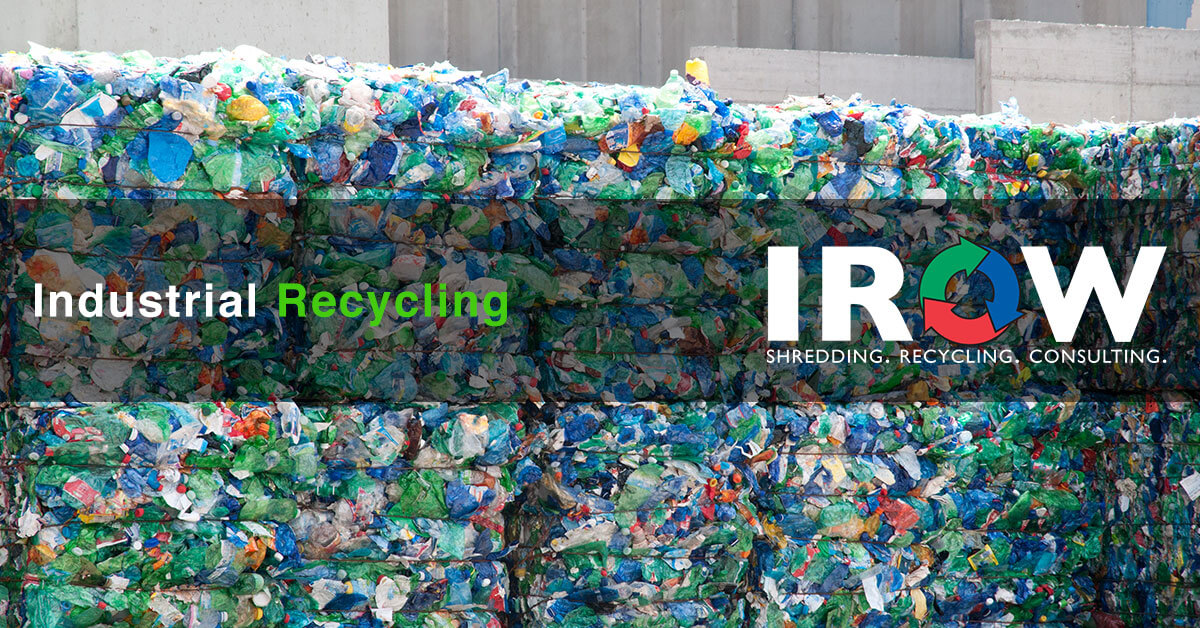 Industrial Recycling in Plover, WI