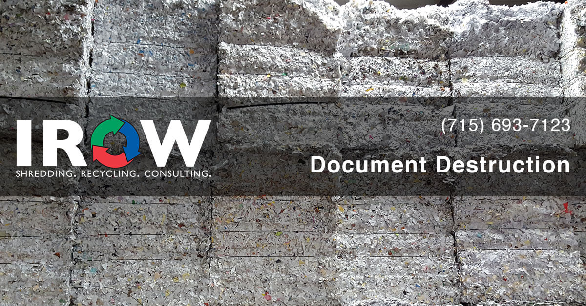 Document Shredding Services in Wisconsin Rapids, WI