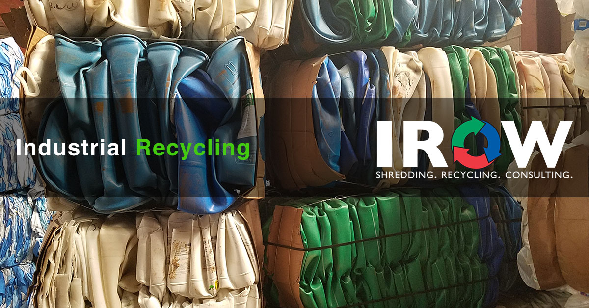 commercial recycling in Stevens Point, WI