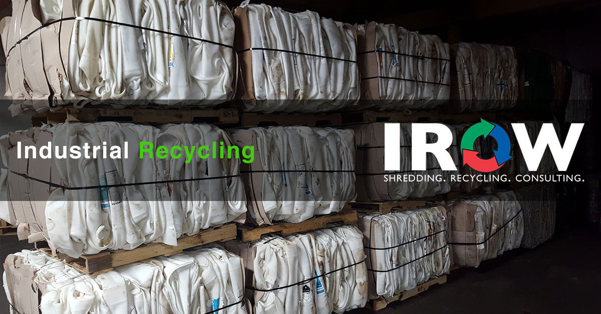 industrial recycling in Medford, WI