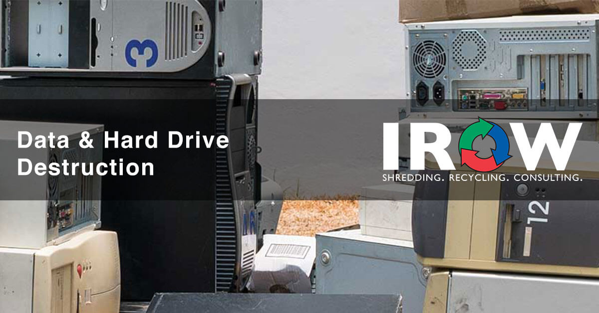 data destruction and disposal in Stevens Point, WI