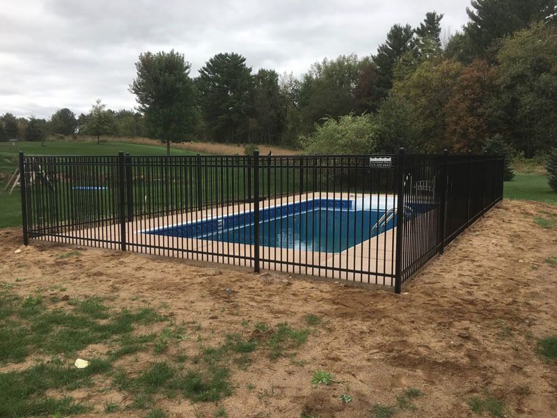 Affordable Security fencing in Merrill, WI