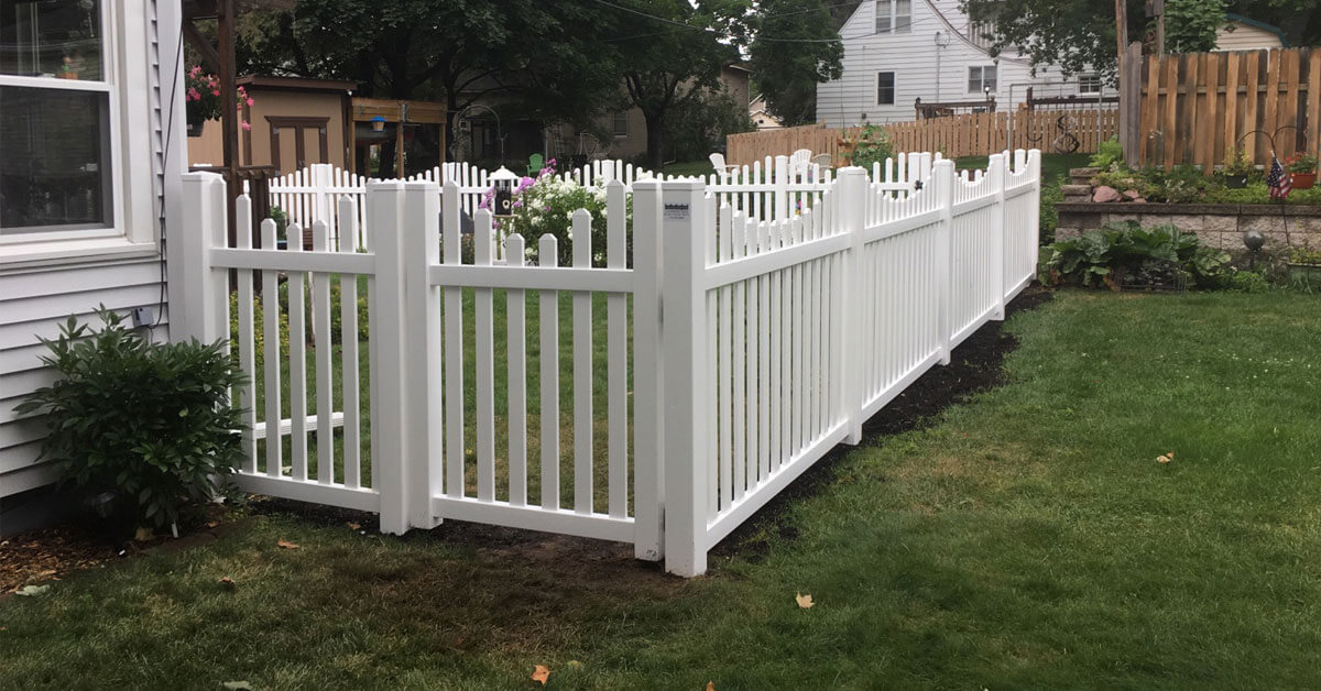 Is it privacy you are looking for? Affordable Ornamental fencing in Minocqua, WI