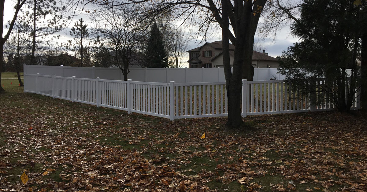 Are you looking to add beauty, value or security to your property? Affordable Temporary Fencing in Antigo, WI