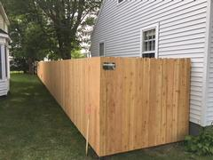 Affordable maintenance free fencing in Merrill, WI
