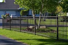 Stylish Custom fencing in Weston, WI