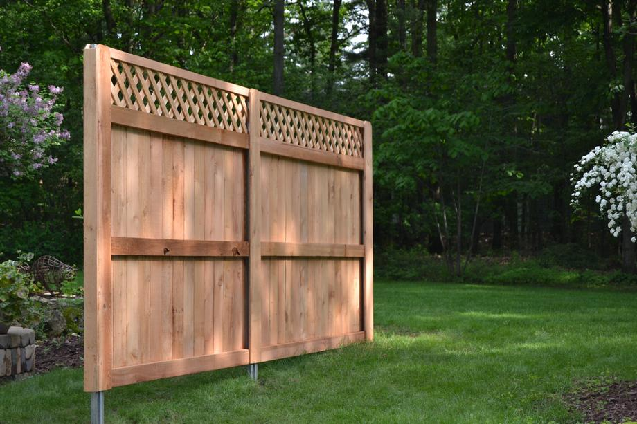 Stylish Custom fencing in Wausau, WI