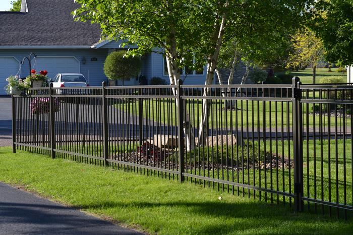 Elegant Custom fencing in Merrill, WI