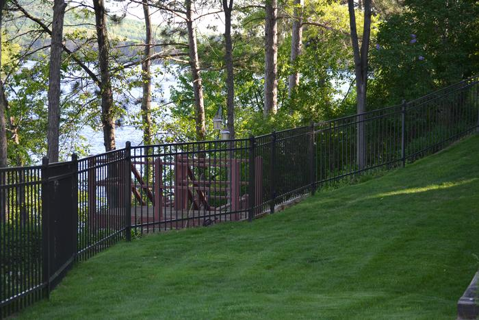 Decorative Custom fencing in Antigo, WI