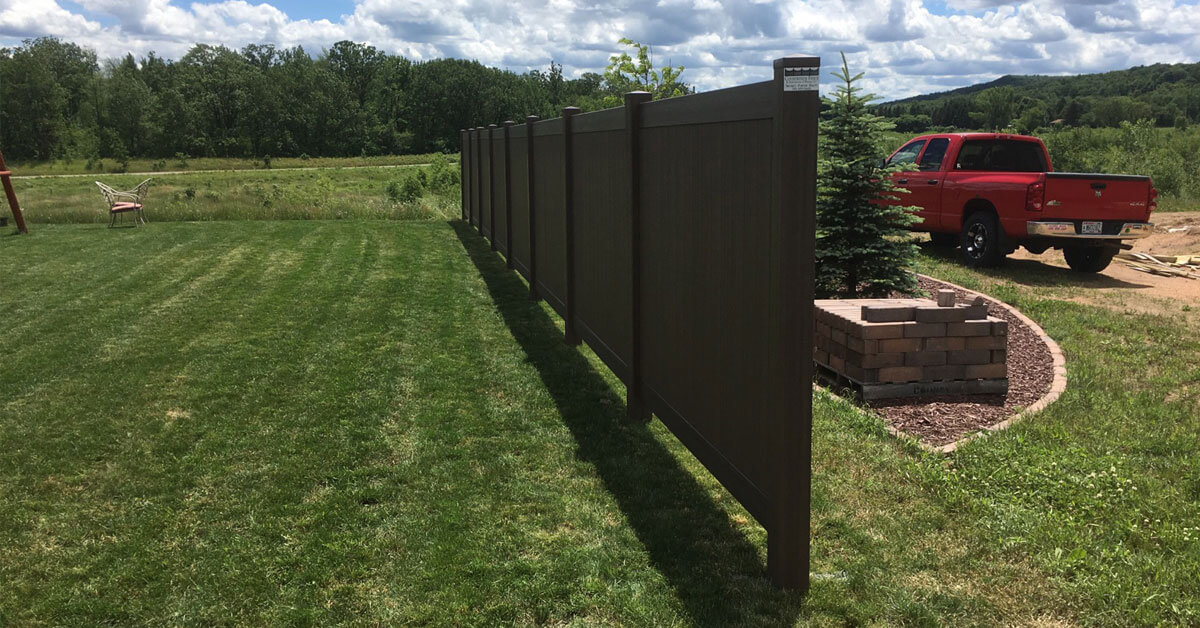 Wrought iron fencing in Wausau, WI