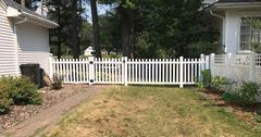 Are you looking to add beauty, value or security to your property? Affordable Wrought iron fencing in Minocqua, WI