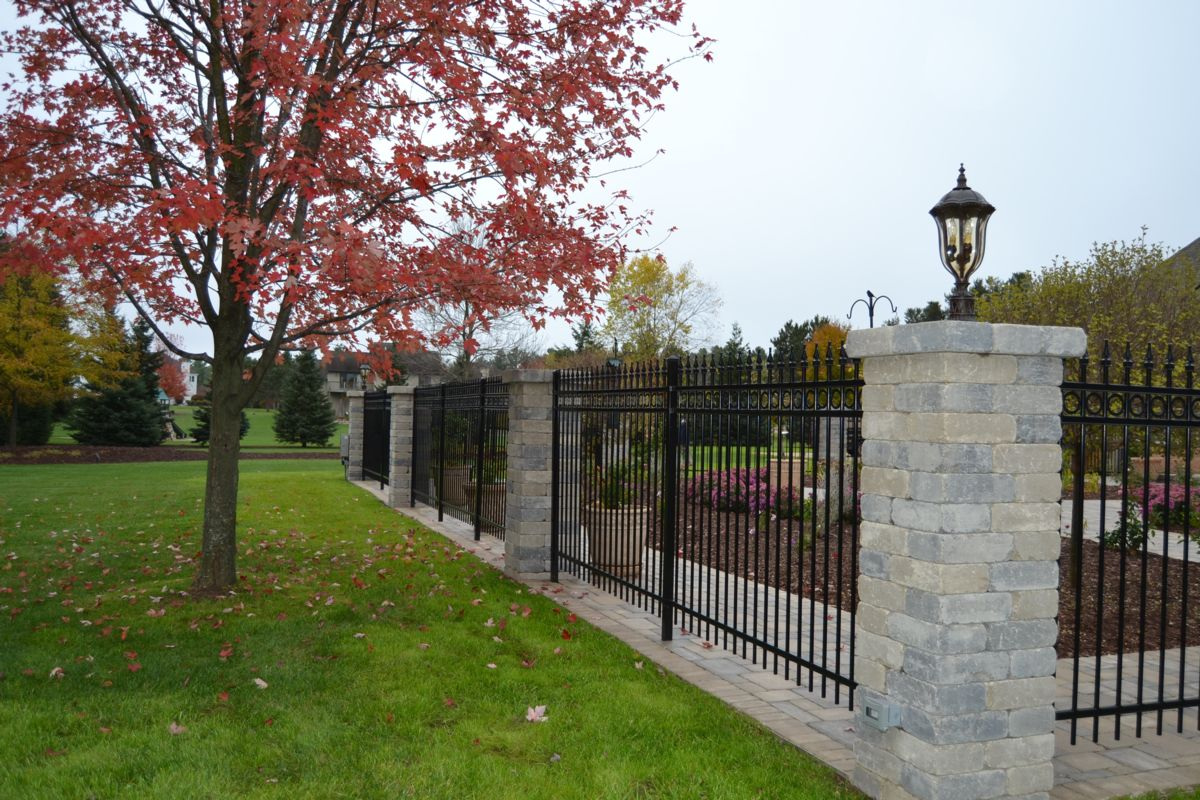 Is it privacy you are looking for? Affordable Ornamental fencing in Mosinee, WI
