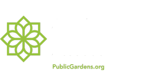 Proud Member of the American Public Gardens Association