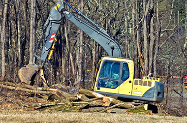 site clearing services in Marathon, WI