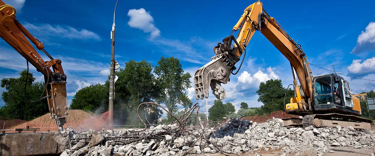 excavation services in Marathon, WI