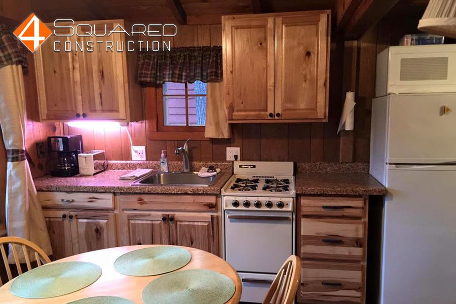 Home Renovation in Manitowish Waters, WI
