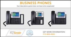 Business phones in Eau Claire, WI