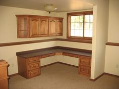 Custom-built cabinets in Stevens Point, WI