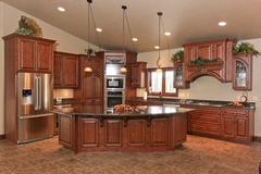 Stylish Kitchen cabinets in Portage County