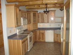 Kitchen cabinetry in Shawano County