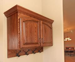 Custom-built cabinets in Plover, WI