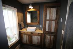 Custom Bathroom cabinetry in Stevens Point, WI