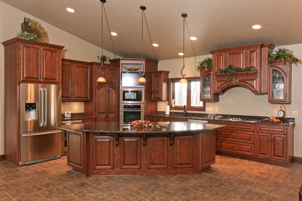 Stylish Kitchen cabinetry in Vilas County
