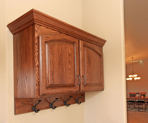 High Quality Custom built cabinets in Marshfield, WI