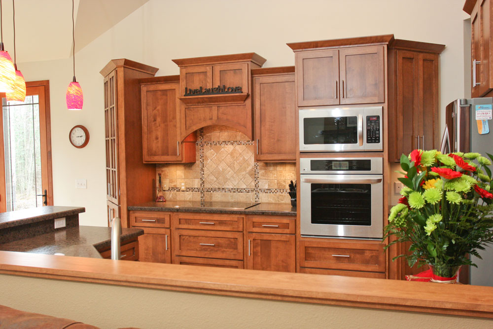 Look! Custom Kitchen cabinetry in Waupaca, WI
