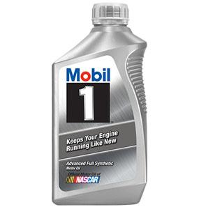 Mobil 1 Synthetic Oil Change