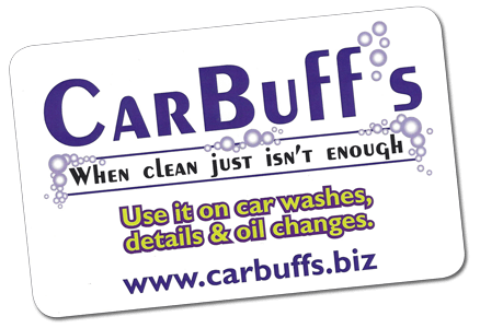 CarBuff's Gift Cards