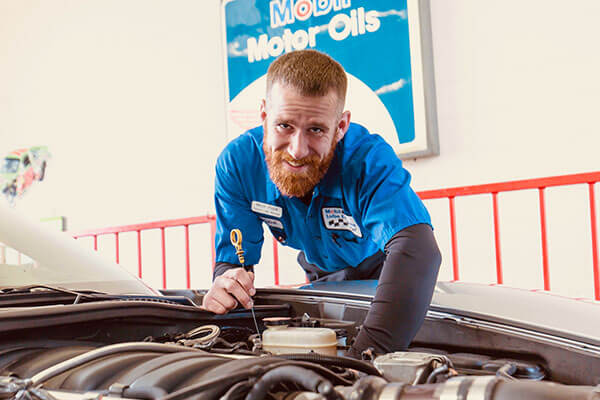 Mobil 1 Lube Express oil changes in Wausau, WI