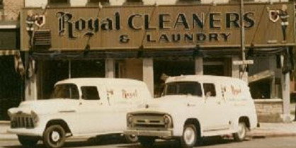Bay Towel - The Beginning Royal Cleaners in 1929