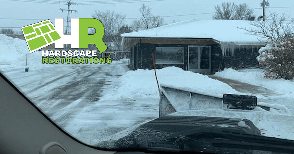 Commercial Snow Removal in Antigo