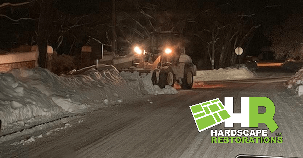 Residential Snow Removal in Adams