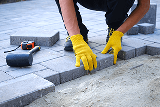 Paver Patio and Walkway Restoration in Central WI,