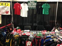 Buck's Golf Shop Open for the holiday season