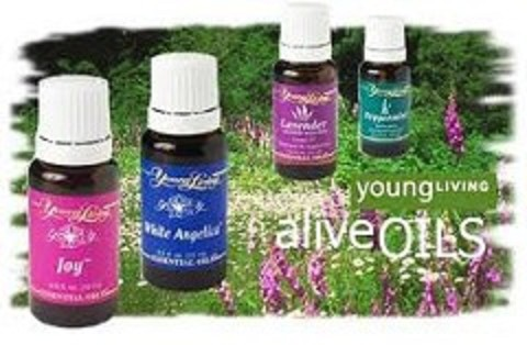 Raindrop Technique Using Young Living Oils