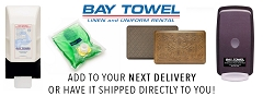 Ecommerce from Bay Towel is NOW OPEN!