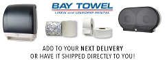 New Ecommerce from Bay Towel is NOW OPEN!