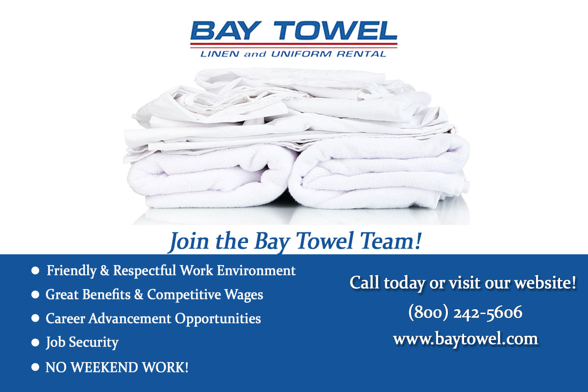 Now Hiring!  Job Opportunities in Green Bay, WI