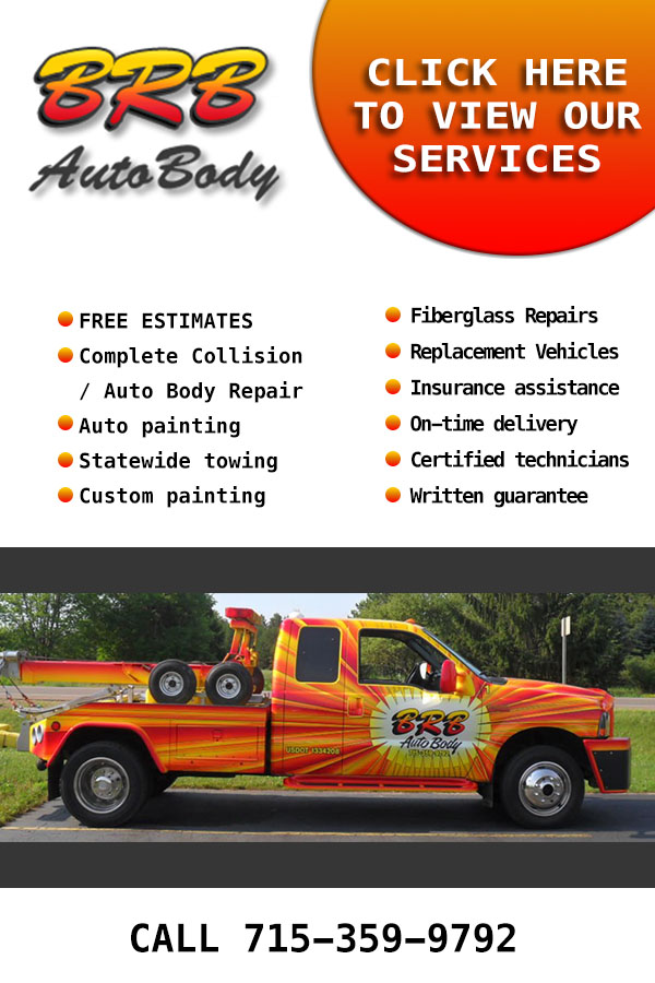 Top Rated! Professional Collision repair near Rothschild Wisconsin