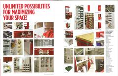 SMART SHELF - UNLIMITED POSSIBILITIES FOR MAXIMIZING YOUR SPACE!
