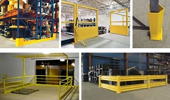 Protecting Pallet Racking lowers your risk
