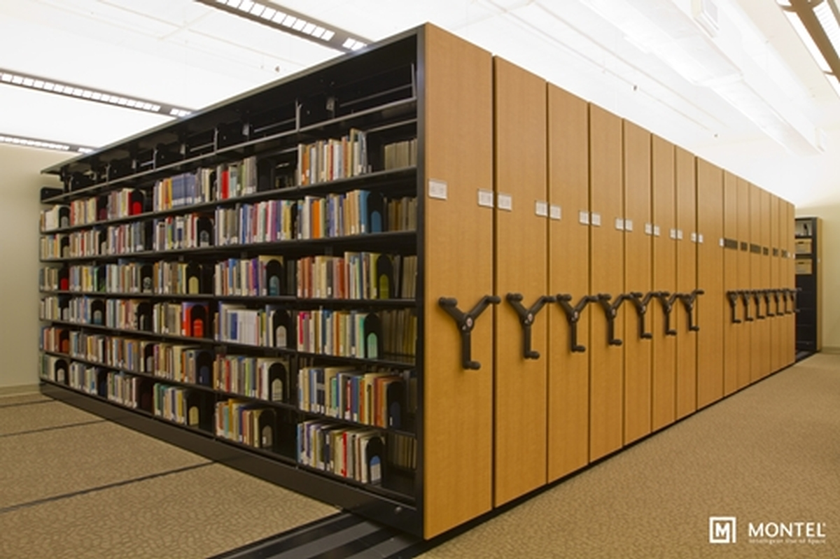 School Shelving Ideas