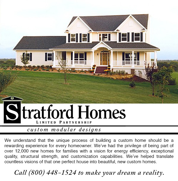 System Built Homes in Jefferson, WI