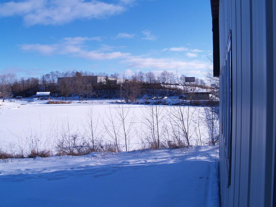 Suite 5 - Patio View